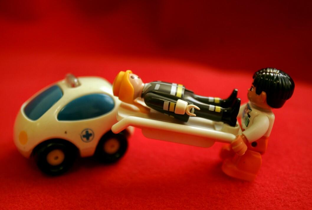 ambulanse playmobil