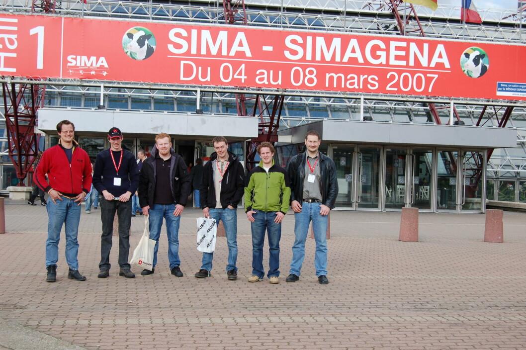 SIMA 07 Blæstad deltakere 01