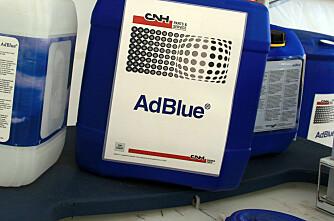 AdBlue i kulden