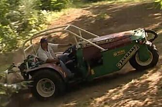 Rallytraktor
