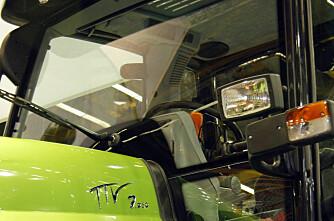 Trinnløs Deutz-Fahr med 260 hk