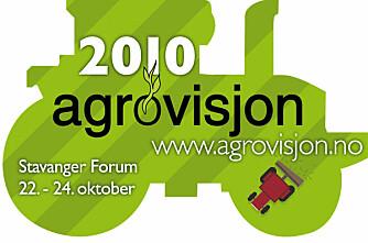 Én uke til Agrovisjon