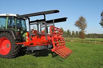 Kverneland utvider grasprogrammet