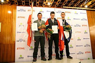 Ole Harald fra Grue verdensmester i motorsag for junior