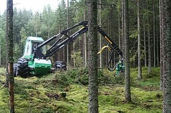 Ny produsent av skogsmaskiner