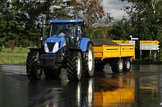 EU vil forenkle traktorreglene