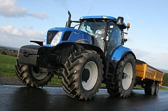 Politiet vil heve aldersgrensen for traktor