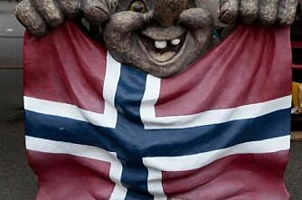 Norge på traktortoppen i Europa