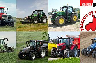 Kår årets traktor