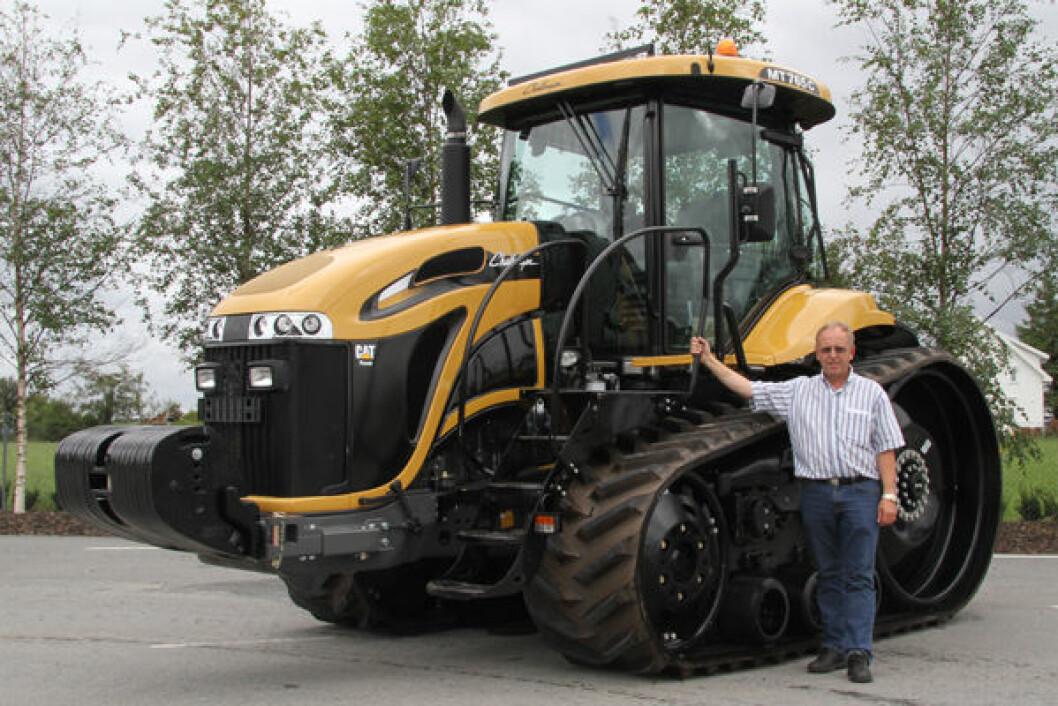 Challenger 765_1 Olav Stangeland