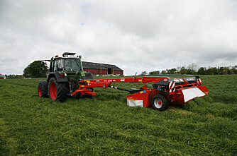 Fin høst kan redde grasavlingene i Rogaland