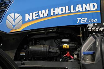 New Holland vil ha AdBlue på alt