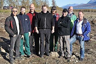 11 bønder i Lyngen nydyrker 2000 dekar