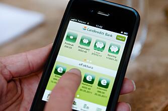 Landkreditt lanserer ny bank-app