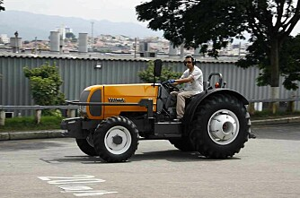 Agco bygger ny traktorfabrikk i Argentina