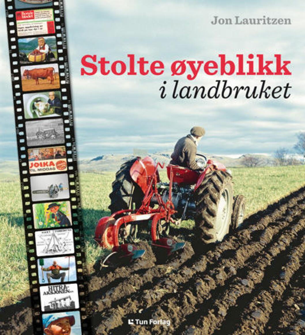 Bok Stolte øyeblikk i landbruket