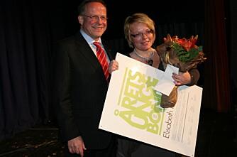 Elisabeth Holand Årets unge bonde 2011