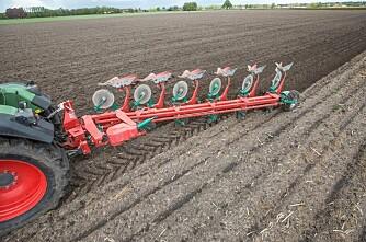 Ny pris til Kverneland i-Plough