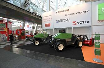 Greenbot – en selvkjørende traktor
