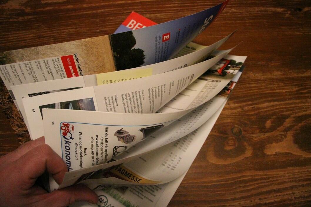 Vil du vere med på å lage verdipapir? Det er heilt gratis, men kan betale seg godt.