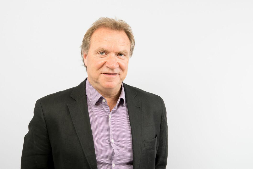 Nils Vagstad overtar roret som NIBIO-direktør inntil ny er ansatt. Foto: Erling Fløistad