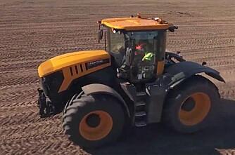 Nå blir det EU-kontroll på traktor
