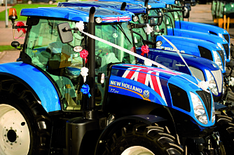 Brexit for New Holland