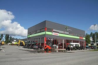 Akershus Traktor ikke inn i Eik-kjeden