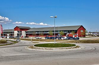 Norwegian Agro til Gardermoen