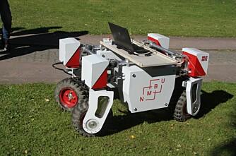 Forventer en million roboter om sju år