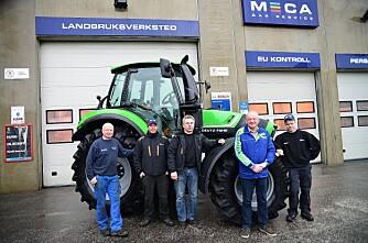 Ny HCP-forhandlar i Rogaland