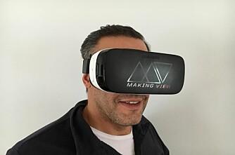Virtual Reality i åker´n