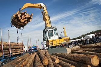 Elmia Wood utvider