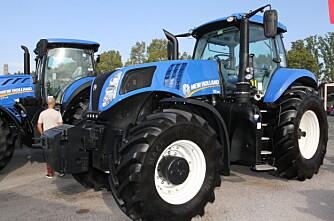 Gir traktor-lakken nytt liv