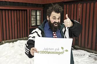 Jakter 100 klimaløsninger