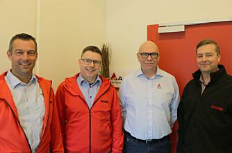 Grimme Skandinavien og Eikmaskin AS blir partnere