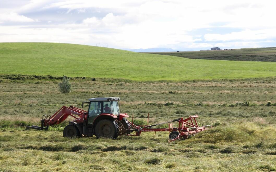 Investeringsviljen hos europeiske bønder er økende etter en bedring i enkelte markeder.