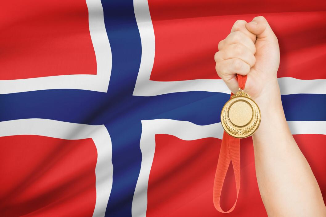 Til høsten får vi vite hvem som er Norges beste økologiske hvetedyrker. Illustrasjon: colourbox.com