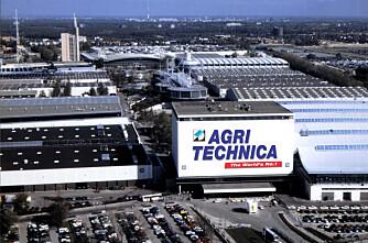Agritechnica utsatt