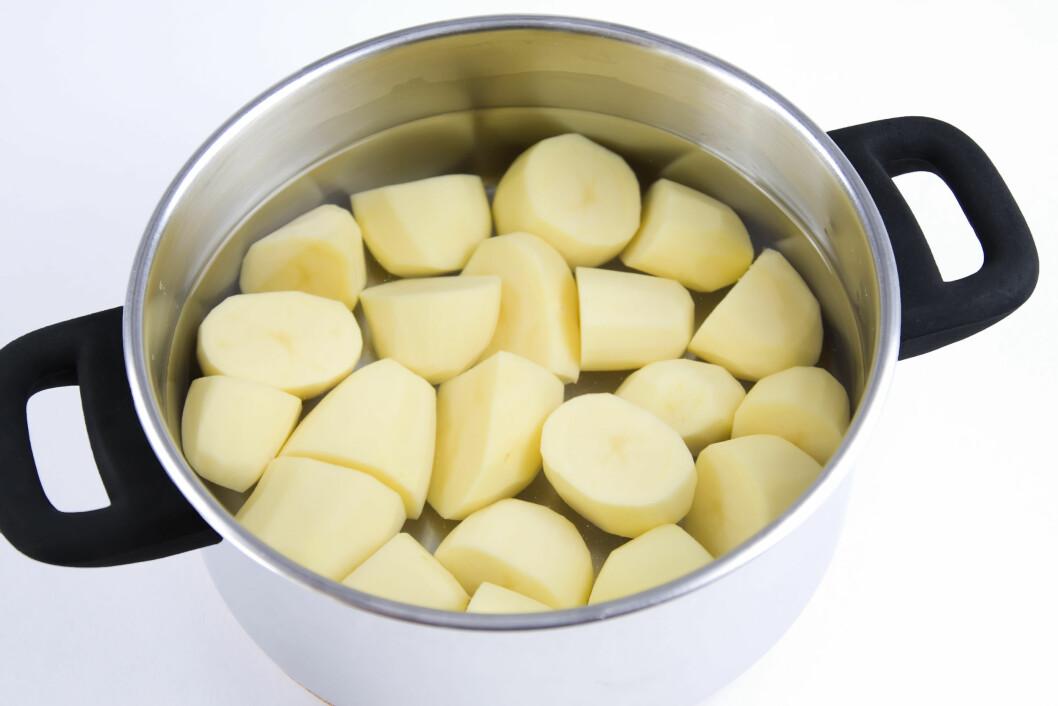 Dette synet blir stadig sjeldnere på norske kjøkken. Foto: colourbox.com