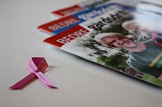 Bedre Gardsdrift støtter Kreftforeningen