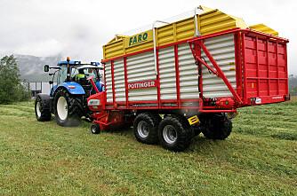 Akershus Traktor tar over Pöttinger