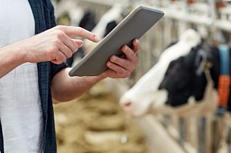 Serigstad skal høste data fra landbruksmaskiner