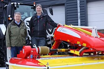 Akershus Traktor utvider forhandlernettet