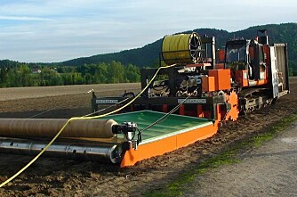 SoilSteam vant Inovasjonsprisen