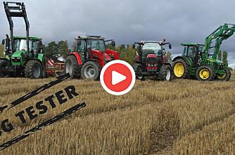 Teaser: Traktortesten 2018