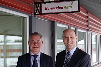 Ny sjef i Norwegian Agro