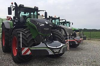 Skal selge Tractorbumper i Norge