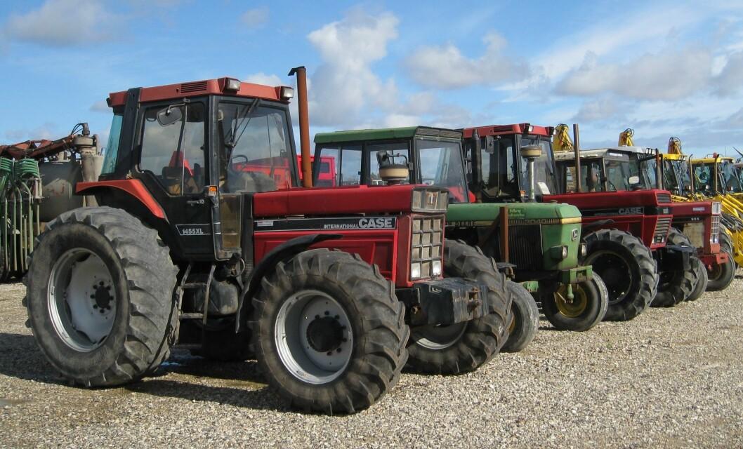 Går du i tanker om å kjøpe en brukt traktor? Les dette først.