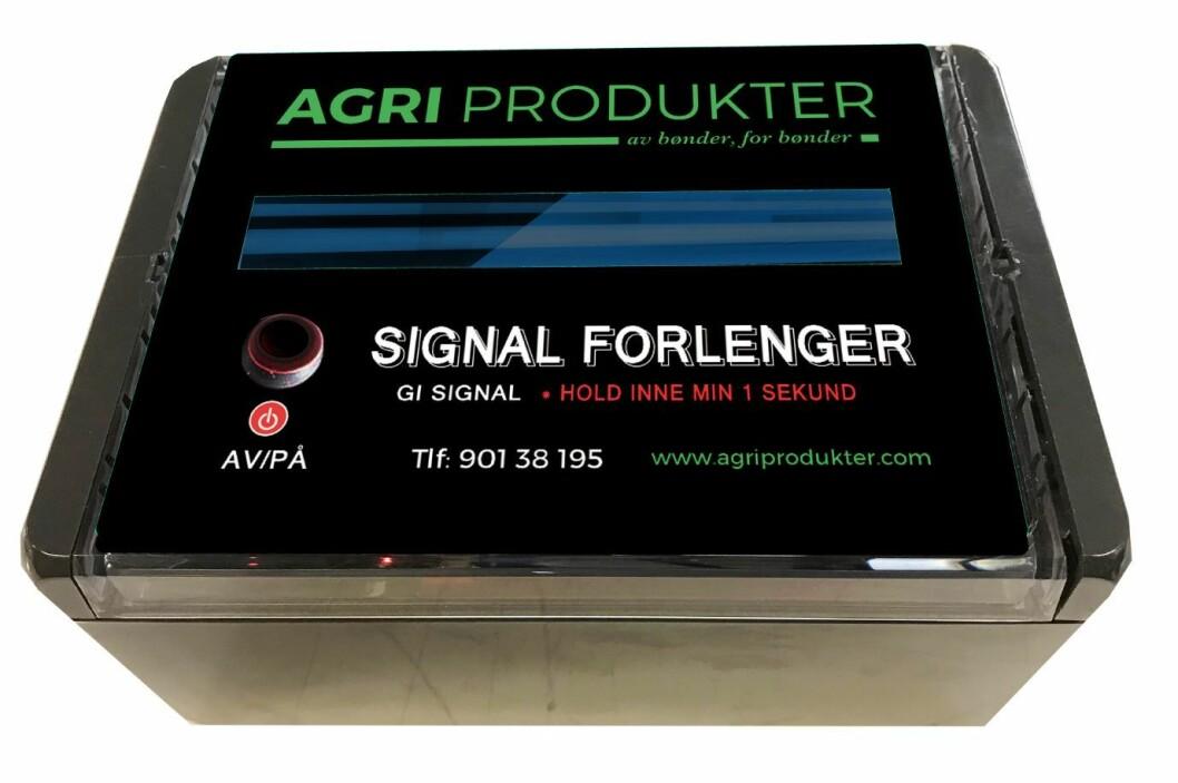 Foto: Agri Produkter